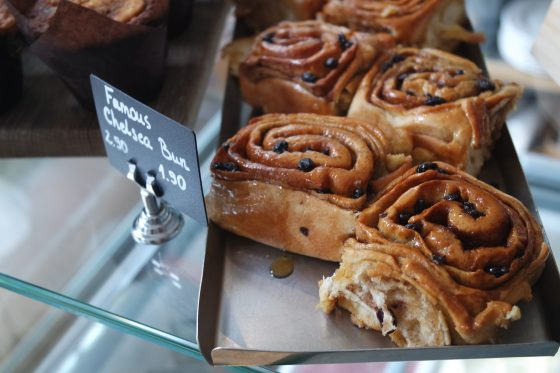 Cambridge and London Food Guide