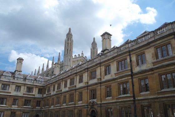 Guide to Visiting Cambridge