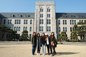 Week 16: Goodbye Yonsei